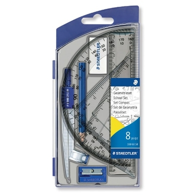 Циркуль Staedtler Noris Club, 8 предметов_product_product